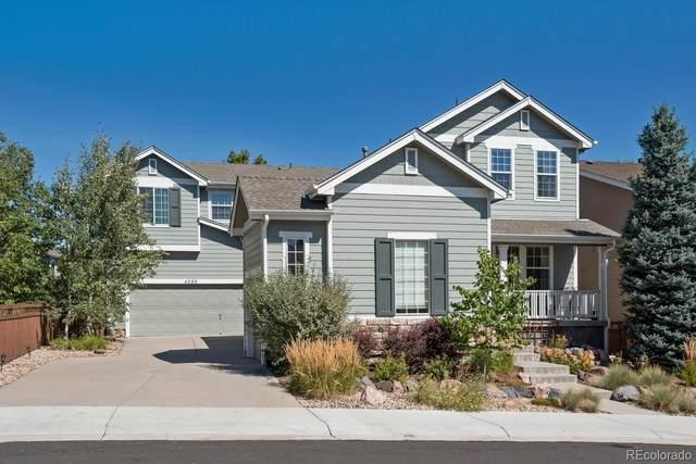 4568 Addenbrooke Loop, Castle Rock, CO 80109 (MLS #2832164) :: 8z Real Estate