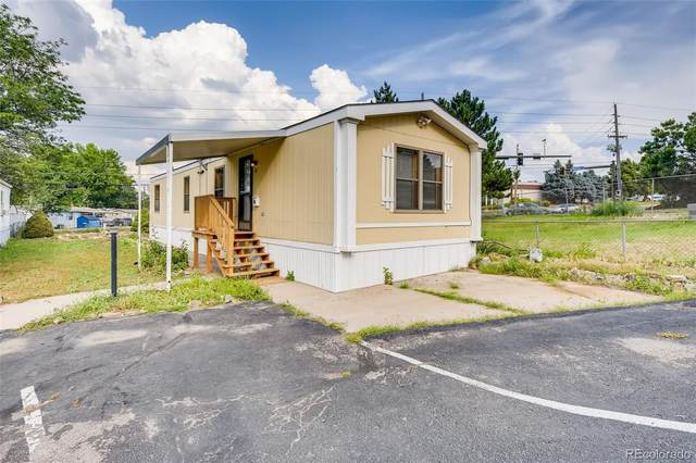 6825 W Mississippi Avenue, Lakewood, CO 80226 (#2832570) :: THE SIMPLE LIFE, Brokered by eXp Realty