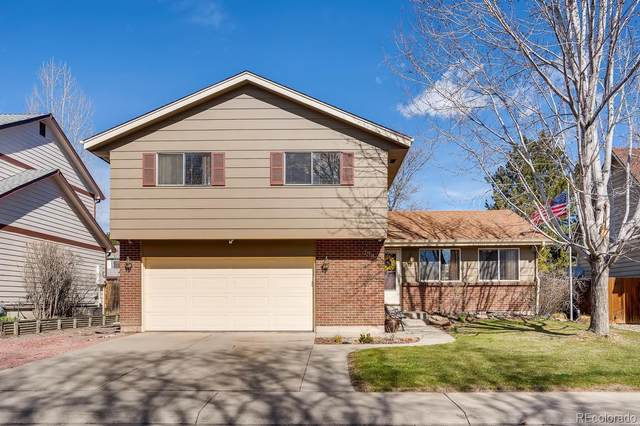 13827 W 66th Way, Arvada, CO 80004 (#2832725) :: The Dixon Group