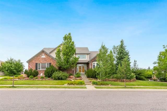 16131 E Lake Drive, Centennial, CO 80016 (MLS #2832992) :: 8z Real Estate