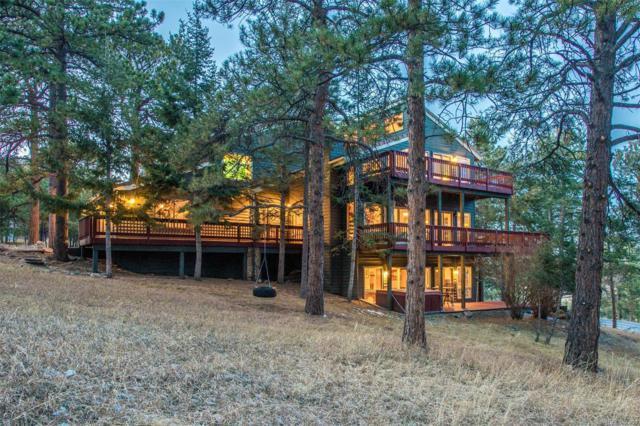 1124 Snowberry Drive, Golden, CO 80401 (#2833567) :: The Peak Properties Group