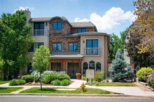 301 Harrison Street #106, Denver, CO 80206 (#2834012) :: Sultan Newman Group