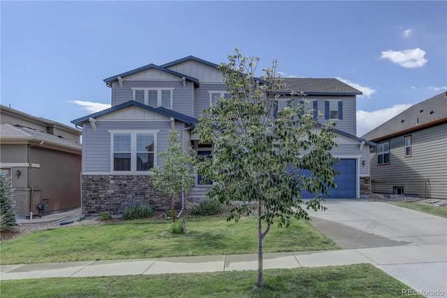 14600 Haflinger Avenue, Parker, CO 80134 (#2834072) :: iHomes Colorado