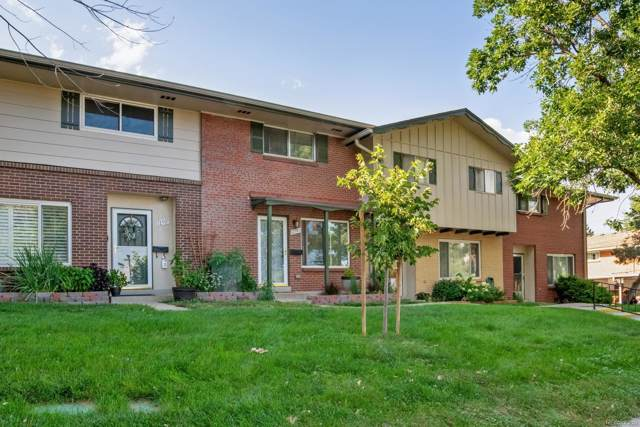 12505 W Alameda Drive, Lakewood, CO 80228 (#2834146) :: 5281 Exclusive Homes Realty