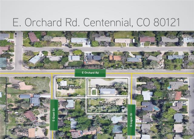 350 E Orchard Road, Centennial, CO 80121 (#2834330) :: HomeSmart Realty Group