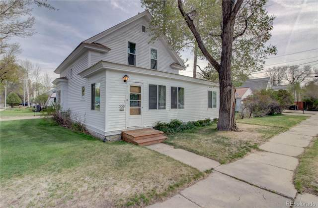 339 W 6th Street, Craig, CO 81625 (#2834361) :: Berkshire Hathaway HomeServices Innovative Real Estate