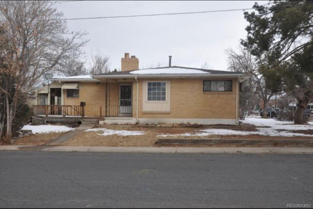 9889 E 19th Avenue, Aurora, CO 80010 (MLS #2834363) :: 8z Real Estate