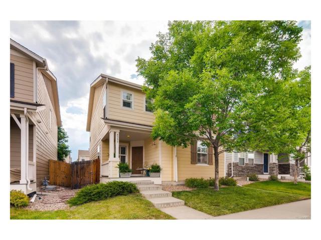 4395 S Hoyt Street, Littleton, CO 80123 (MLS #2834499) :: 8z Real Estate