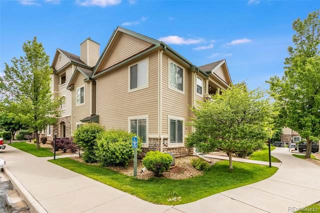 9611 W Coco Circle #203, Littleton, CO 80128 (#2834964) :: The DeGrood Team