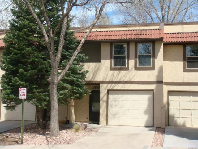 2337 Villa Rosa Drive, Colorado Springs, CO 80904 (#2835685) :: The DeGrood Team