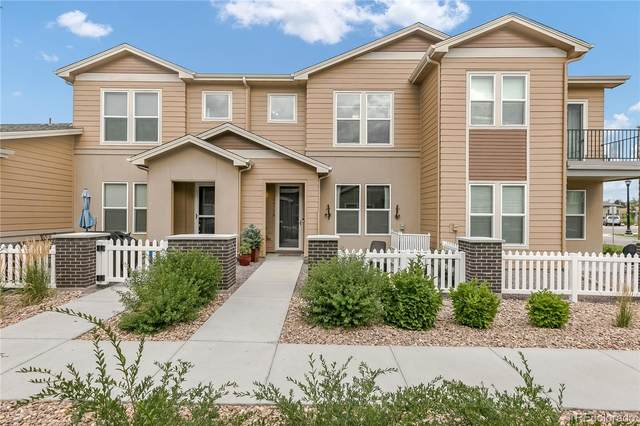 15471 W 64th Place B, Arvada, CO 80007 (#2835744) :: The Healey Group