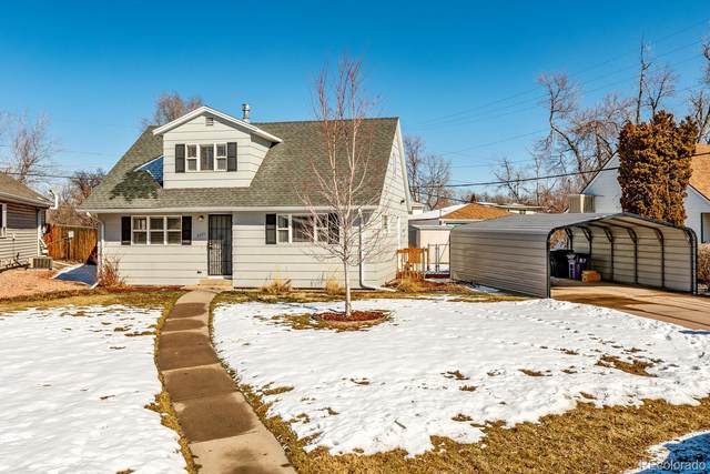 3295 W Harvard Avenue, Denver, CO 80219 (MLS #2835892) :: 8z Real Estate
