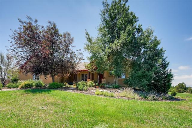823 Roehampton Court, Monument, CO 80132 (#2836215) :: Harling Real Estate