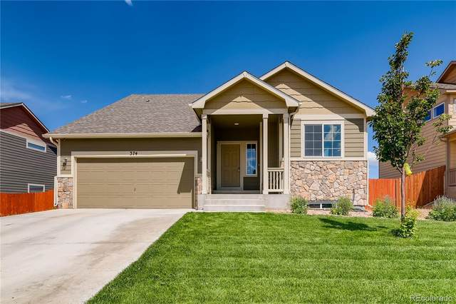 374 Sunset Drive, La Salle, CO 80645 (MLS #2836319) :: 8z Real Estate
