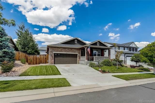 16449 E 99th Way, Commerce City, CO 80022 (#2836644) :: Wisdom Real Estate