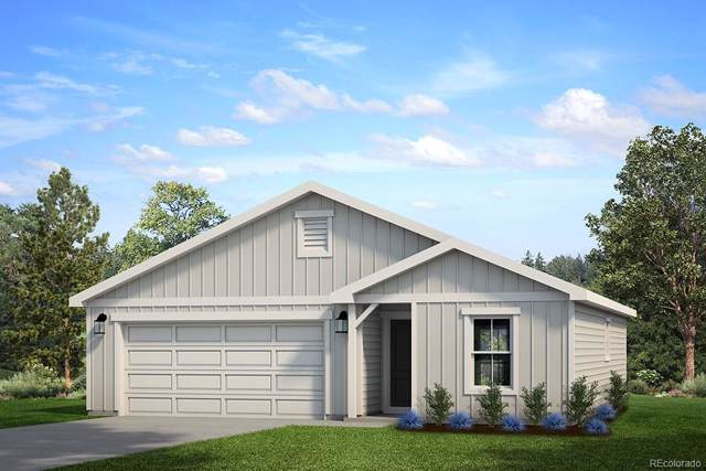 734 N Country Trail, Ault, CO 80610 (#2837058) :: The DeGrood Team