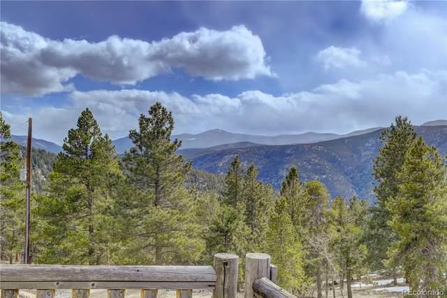 1505 Wild Wagoner Trail, Dumont, CO 80436 (#2837214) :: The Scott Futa Home Team