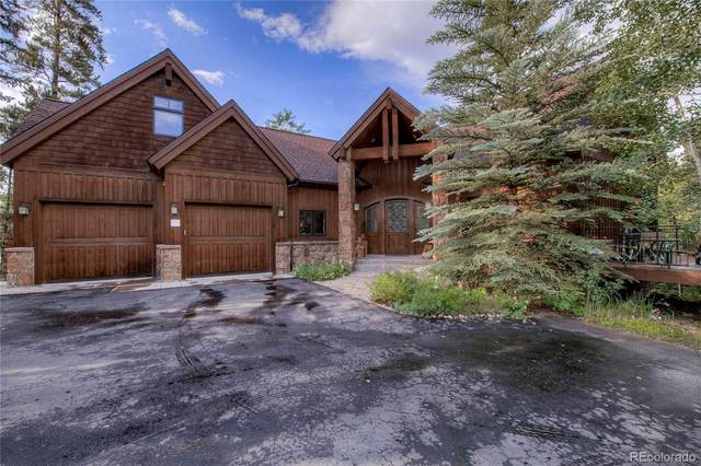 480 Two Cabins Drive, Silverthorne, CO 80498 (#2837295) :: The HomeSmiths Team - Keller Williams