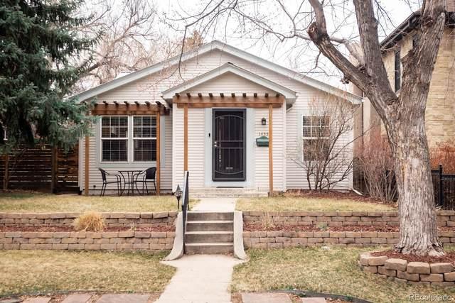1455 S Elizabeth Street, Denver, CO 80210 (#2837520) :: milehimodern