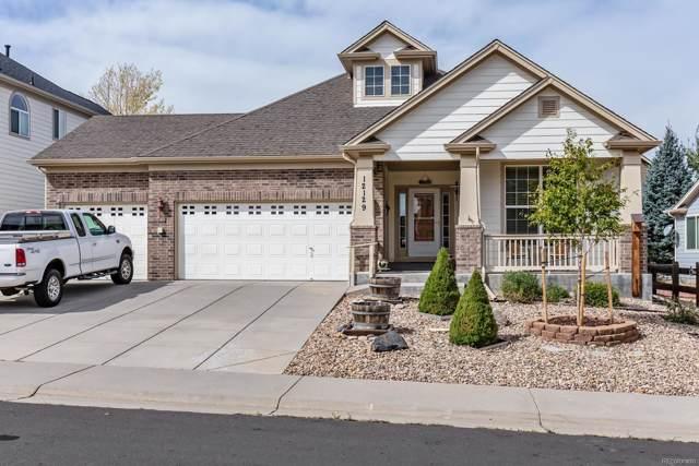 12129 Pine Top Street, Parker, CO 80138 (#2838147) :: The HomeSmiths Team - Keller Williams