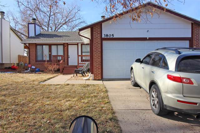 3805 S Ouray Way, Aurora, CO 80013 (MLS #2838321) :: Bliss Realty Group