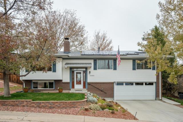 13313 W Utah Circle, Lakewood, CO 80228 (#2838567) :: HomePopper