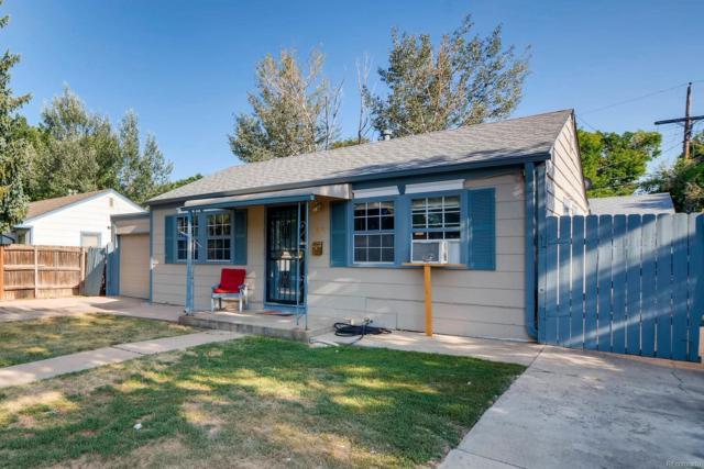 3410 W Warren Avenue, Denver, CO 80219 (#2839288) :: Structure CO Group