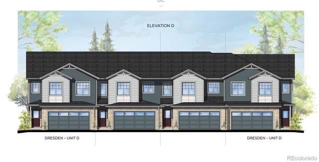 5938 Still Meadow Place #87, Castle Rock, CO 80104 (MLS #2839482) :: Colorado Real Estate : The Space Agency
