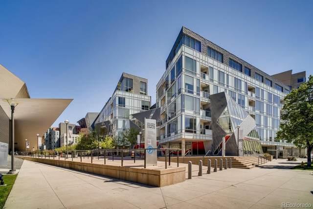 55 W 12th Avenue #311, Denver, CO 80204 (#2839761) :: Colorado Home Finder Realty