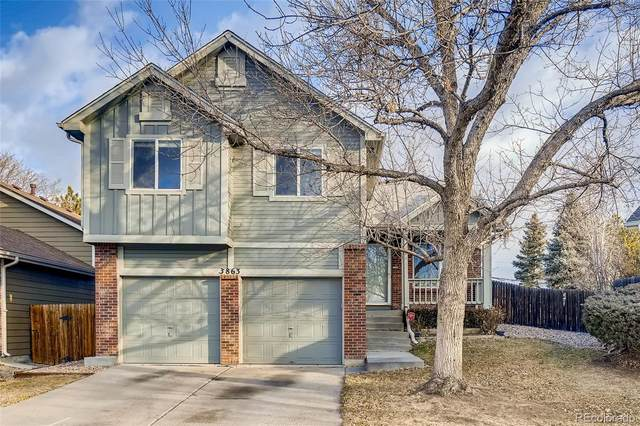 3863 W 63rd Place, Arvada, CO 80003 (#2839906) :: Hudson Stonegate Team