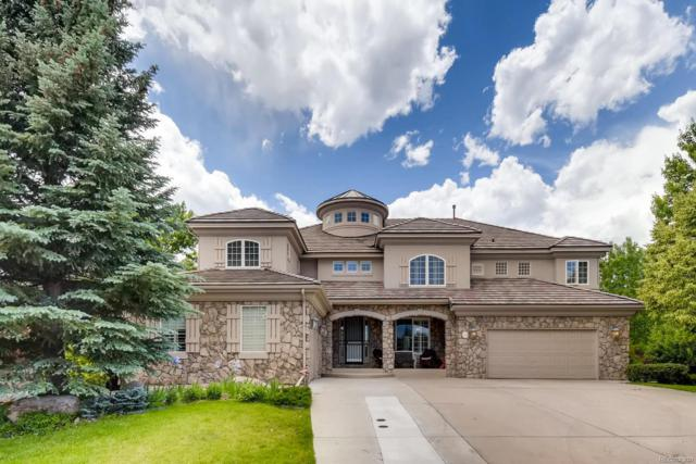11146 W Rockland Drive, Littleton, CO 80127 (#2840328) :: The Peak Properties Group