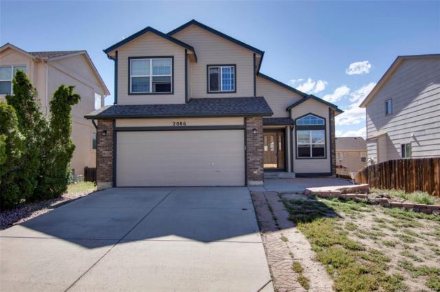2086 Sage Grouse Lane, Colorado Springs, CO 80951 (#2840589) :: The Heyl Group at Keller Williams