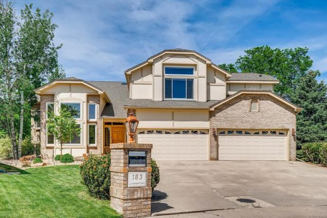 183 Loveland Way, Golden, CO 80401 (#2840742) :: Bring Home Denver