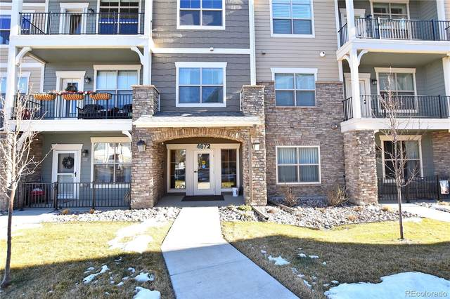 4672 Hahns Peak Drive #302, Loveland, CO 80538 (MLS #2840949) :: Keller Williams Realty