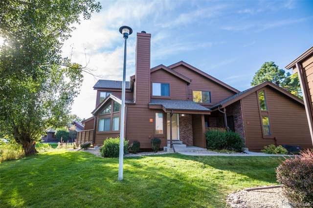 8030 Garrison Court D, Arvada, CO 80005 (#2841206) :: The Griffith Home Team