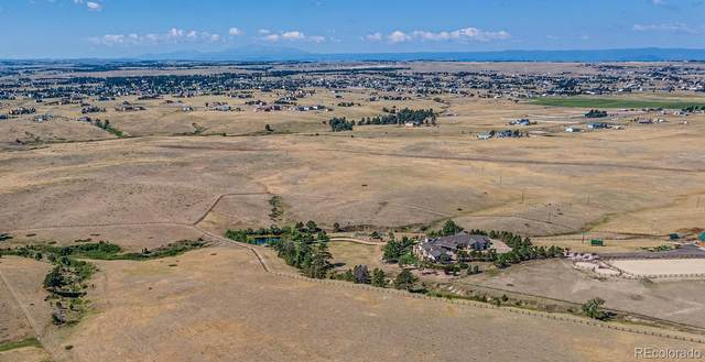 Parcel 6 County Road 17-21, Elizabeth, CO 80107 (MLS #2841290) :: The Sam Biller Home Team