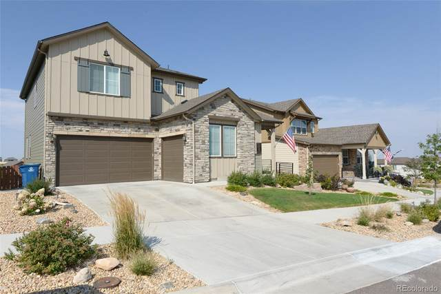 18669 W 92nd Drive, Arvada, CO 80007 (MLS #2841506) :: Bliss Realty Group