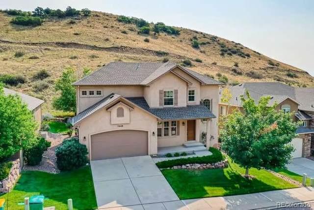 7445 Centennial Glen Drive, Colorado Springs, CO 80919 (MLS #2841882) :: 8z Real Estate