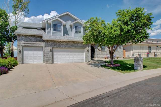 3803 W 103rd Drive, Westminster, CO 80031 (#2841934) :: The Peak Properties Group