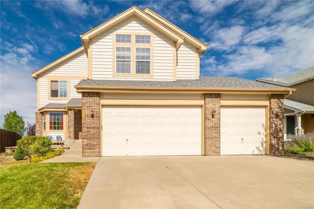 6021 S Zante Circle, Aurora, CO 80015 (#2842283) :: HomeSmart Realty Group