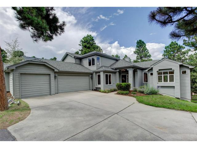 2354 Pine Tree Lane, Evergreen, CO 80439 (#2843001) :: The City and Mountains Group