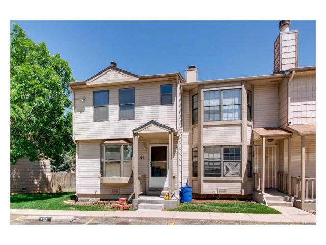 8156 Washington Street #53, Thornton, CO 80229 (#2843558) :: The Peak Properties Group