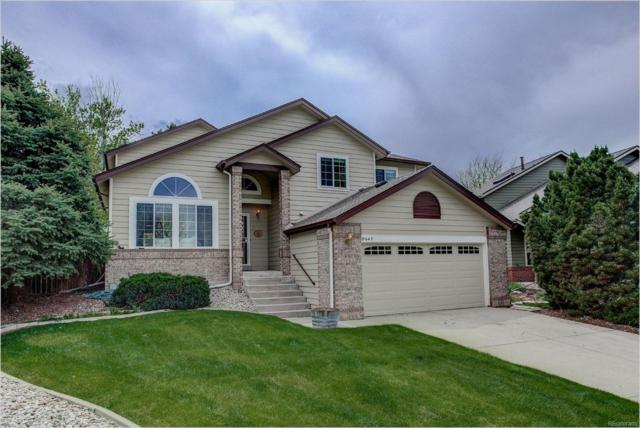 1642 Beacon Hill Drive, Highlands Ranch, CO 80126 (#2843582) :: Colorado Home Finder Realty
