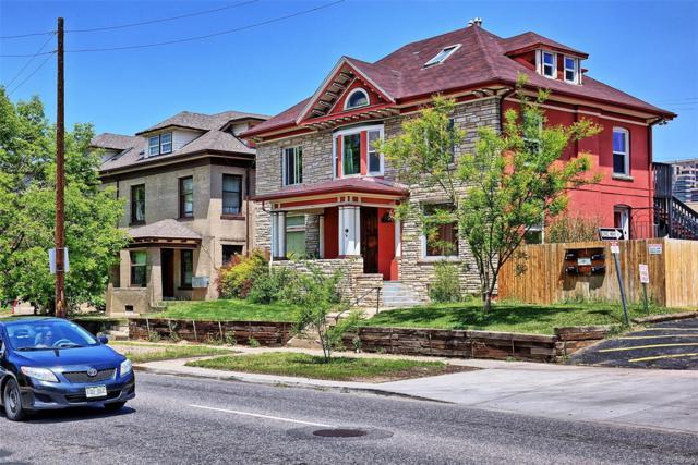1520 York Street, Denver, CO 80205 (#2843635) :: RazrGroup