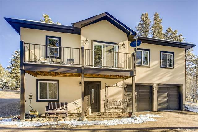 29850 Pinto Drive, Conifer, CO 80433 (#2843841) :: The Colorado Foothills Team | Berkshire Hathaway Elevated Living Real Estate