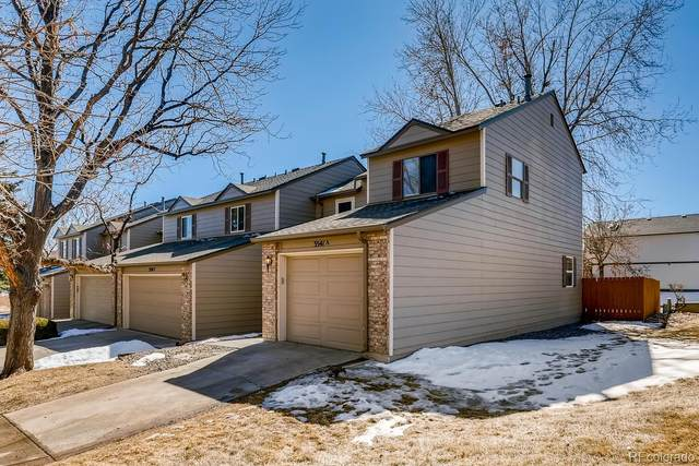 3541 S Telluride Circle A, Aurora, CO 80013 (MLS #2844356) :: 8z Real Estate