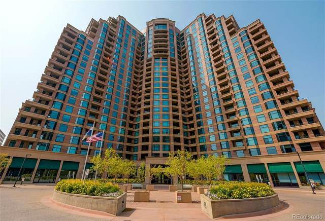 8100 E Union Avenue #614, Denver, CO 80237 (#2844767) :: Compass Colorado Realty