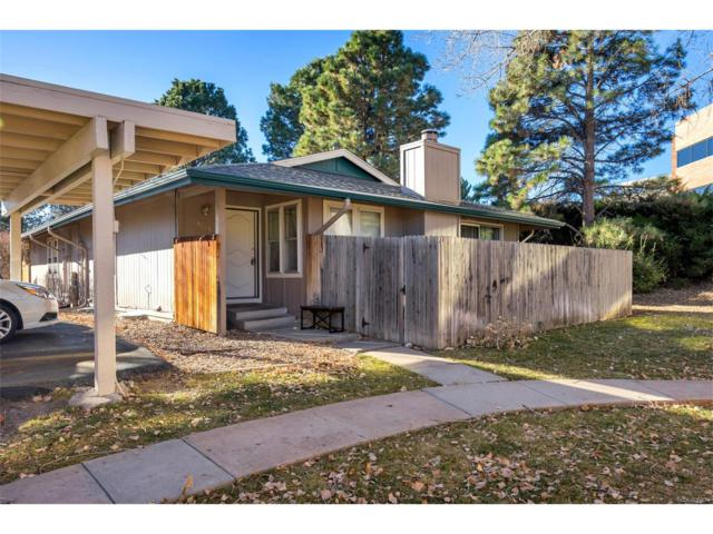 8713 E Roundtree Avenue, Greenwood Village, CO 80111 (#2844817) :: Colorado Home Finder Realty