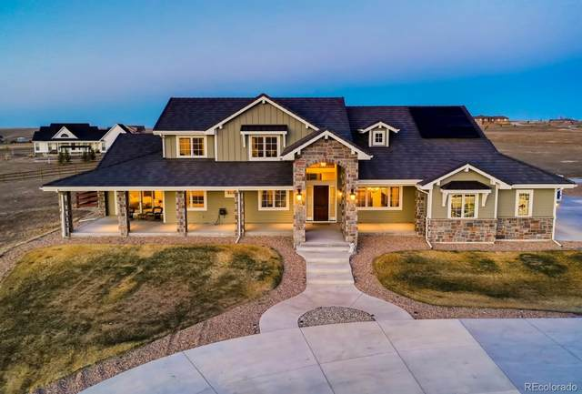 3448 Antelope Ridge Trail, Parker, CO 80138 (#2844876) :: The Scott Futa Home Team