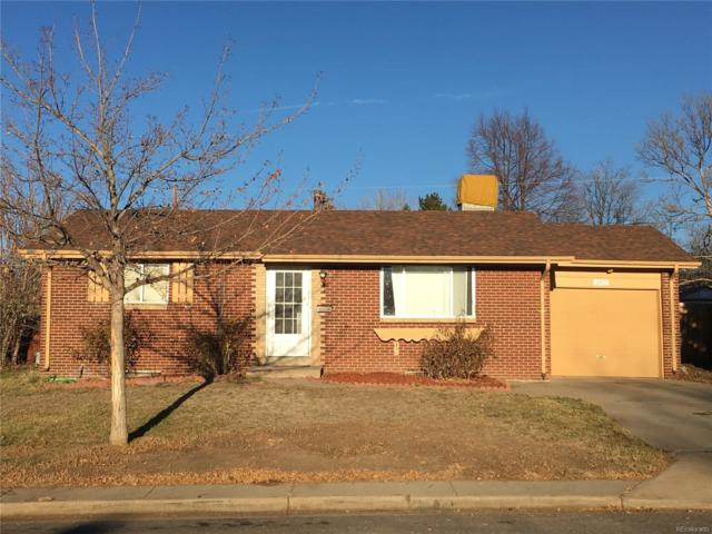 12477 E Virginia Place, Aurora, CO 80012 (#2844969) :: HomeSmart Realty Group